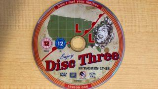 HIMYM S1 Disc3